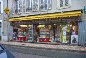 Commercant Artisan - Librairie, papeterie, presse