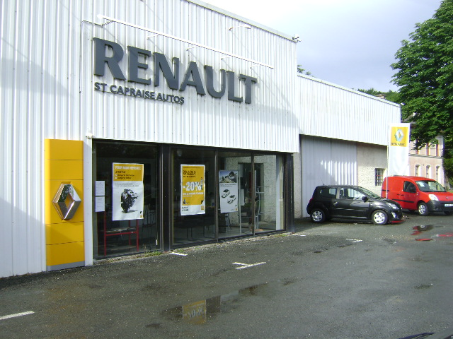 Garage renault poitiers garage renault trucks poitou - Vente fond de commerce garage automobile ...